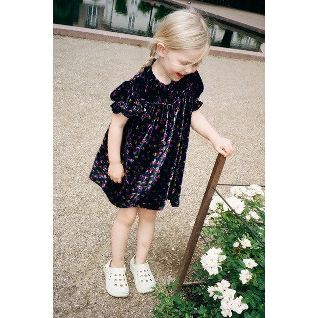 Valerie Velvet Kids Dress