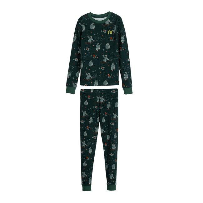 Dahl Pajama Set, Yeti