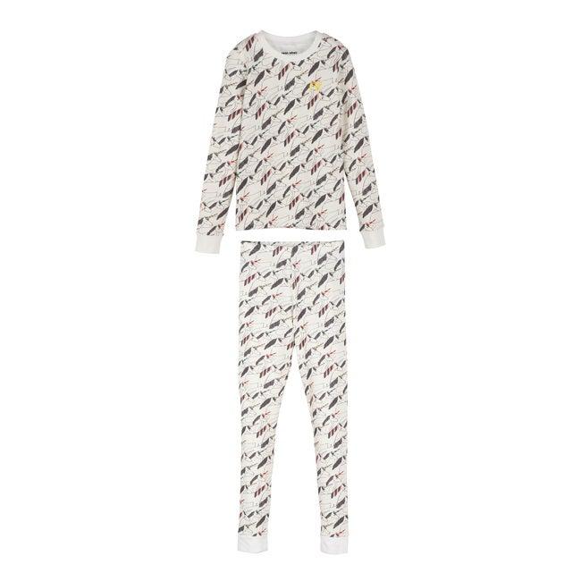 Dahl Pajama Set, Unicorn