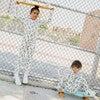 Dahl Halloween Pajama Set, Skeleton Skater - Pajamas - 4