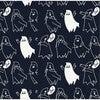 Dahl Halloween Pajama Set, Ghosts - Pajamas - 7