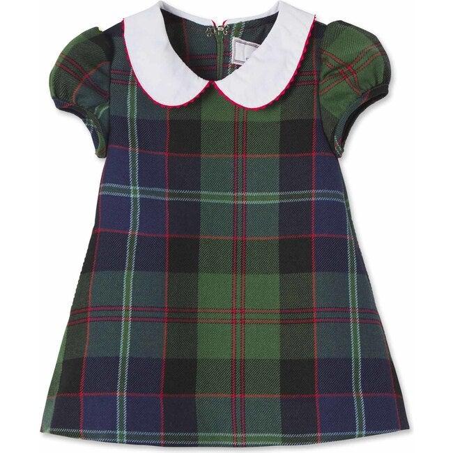 Paige Dress, Lochaber Tartan