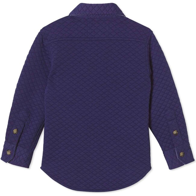 Grant Shirt Quilted Jacket, Blue Ribbon
