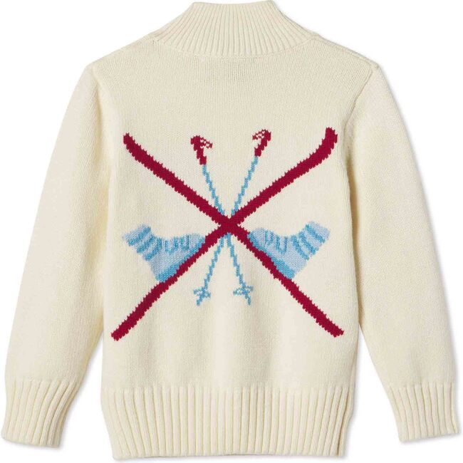 Scott Ski Sweater, Cannoli Cream