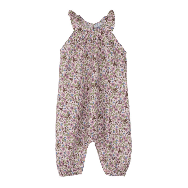 Baby Willow Jumpsuit, Lavender Floral