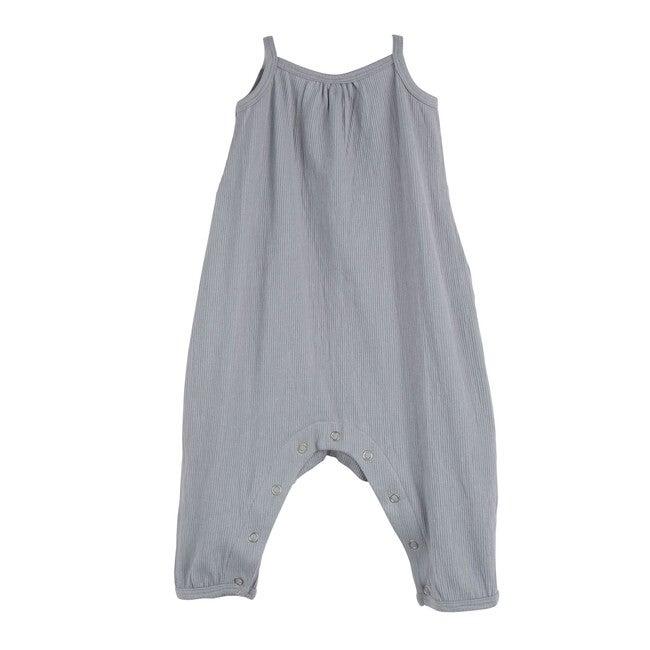 Baby Talli Jumpsuit, Dusty Blue