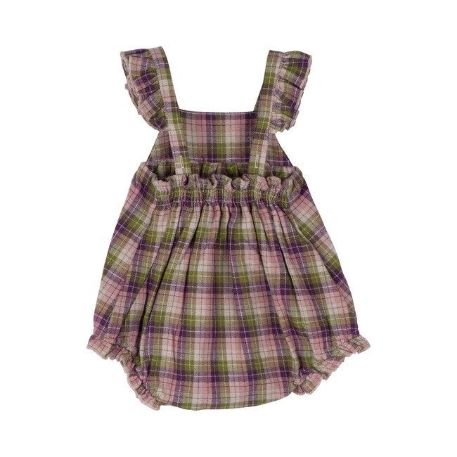 Baby Kenza Romper, Lavender Multi