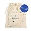 Baby Fuzzy Jones Sweat Set, Dusty Blue & Tan Stripe - Mixed Apparel Set - 7