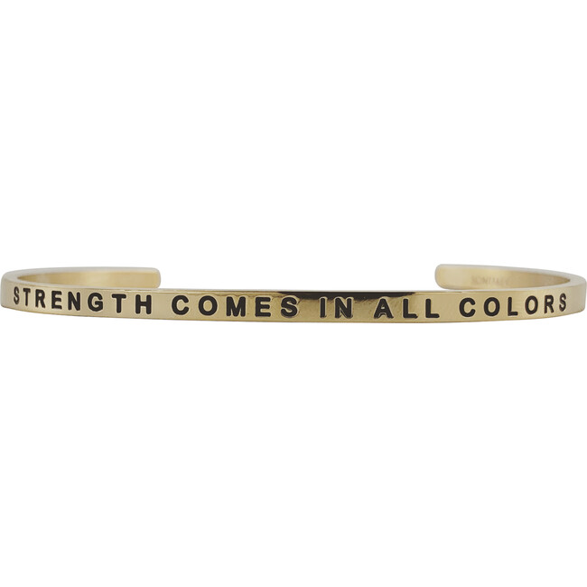 Strength Comes In All Colors Bracelet
