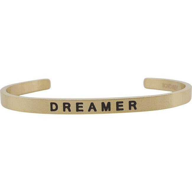 Baby & Child Dreamer Bracelet, Gold
