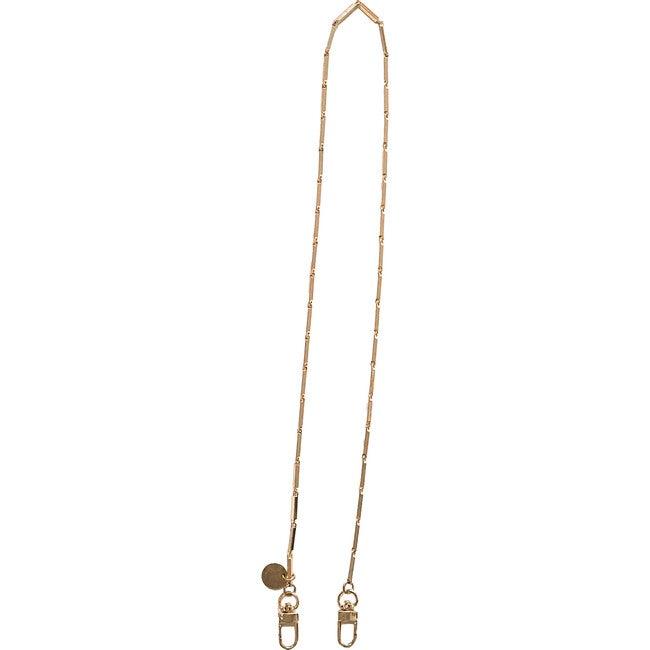Rinidi Face Mask Chain & Sunglass Lanyard Strap, Gold