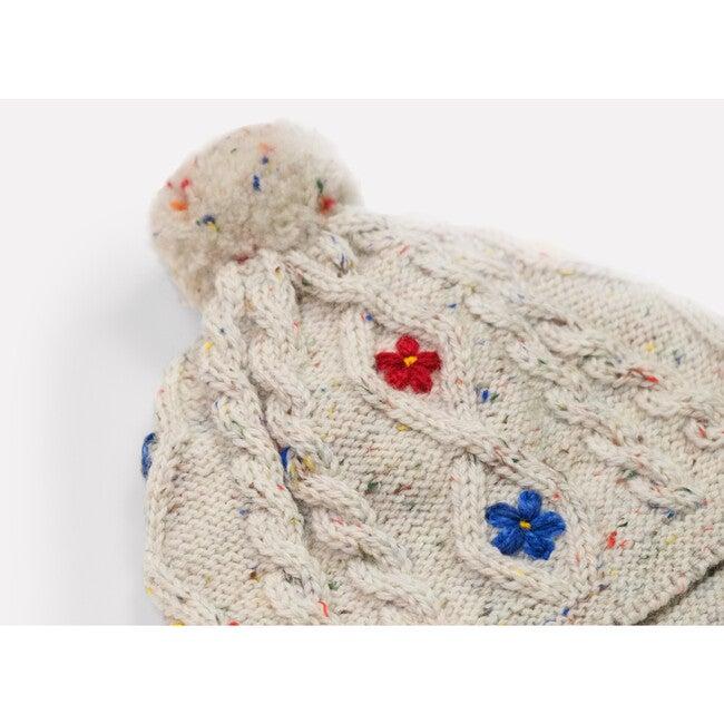 Wild Flower Hat, Natural