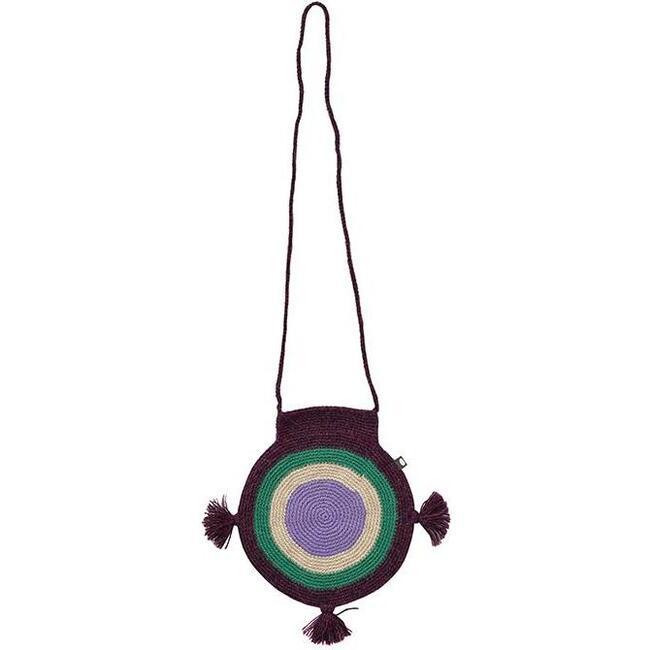 Crochet Purse, Purple