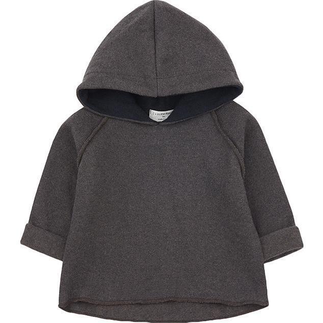 Caro Sweatshirt With Hood, Grey