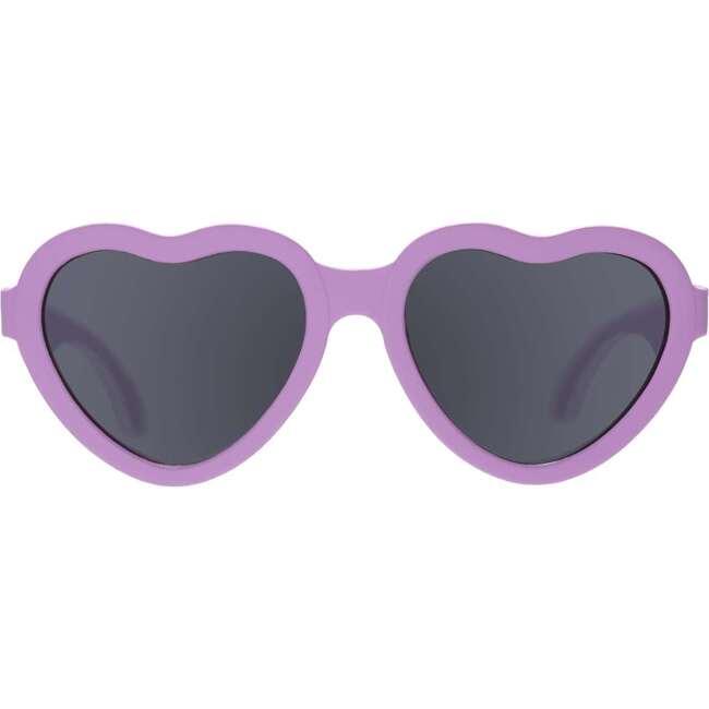 Heart Shaped Sunglasses, Ooh La Lavender