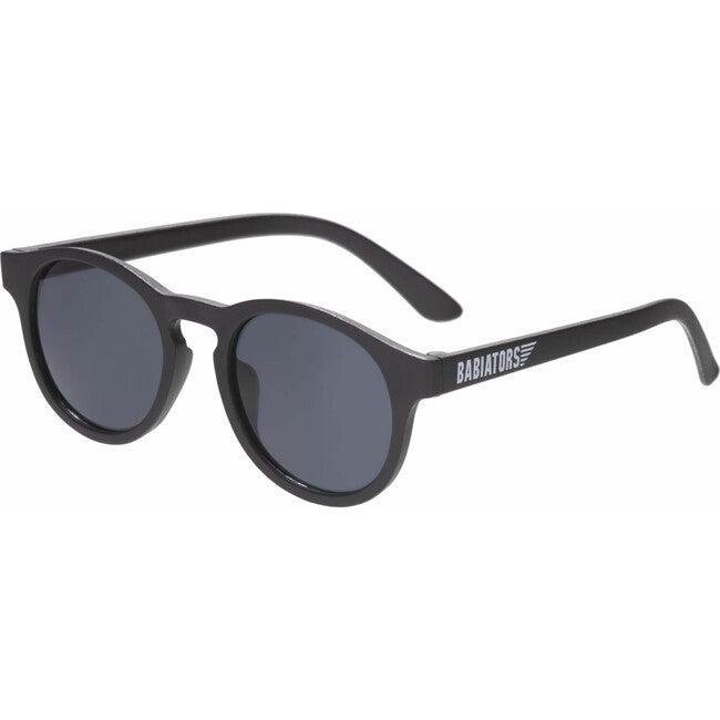 Keyhole Sunglasses, Black Ops Black