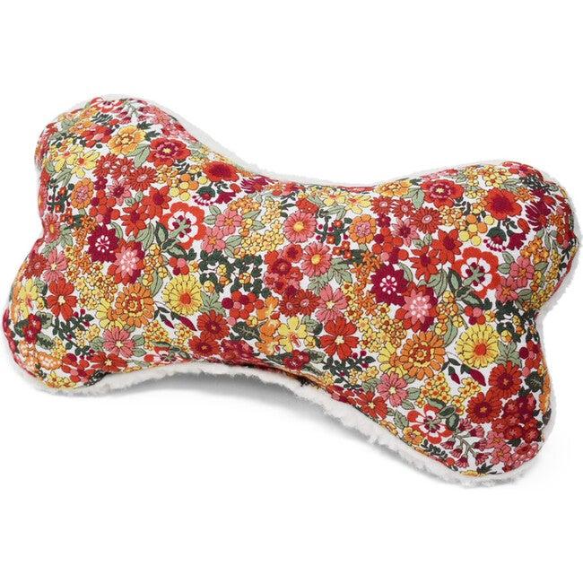 Lavender Zenbone, Red Floral - Pet Toys - 1