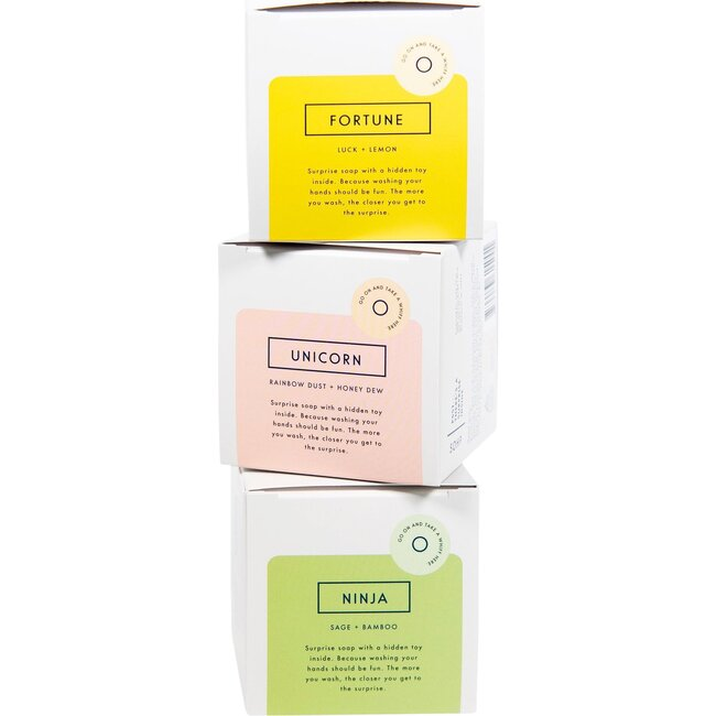 Surprise Soap Try Them All, 3 Pack