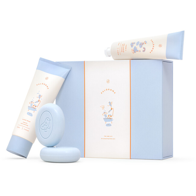 The ABC Kit: For Pampering Little Ones