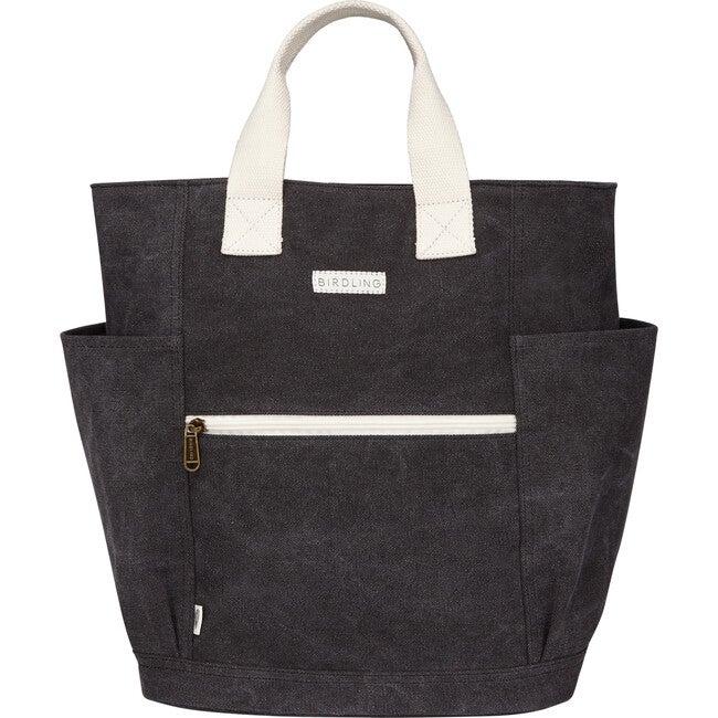 Backpacker, Charcoal - Diaper Bags - 1