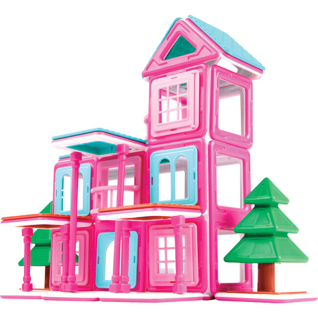 Sweet House 64-Piece Set