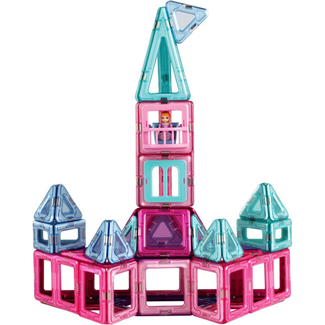 Princess Castle 78-Piece Set - STEM Toys - 1
