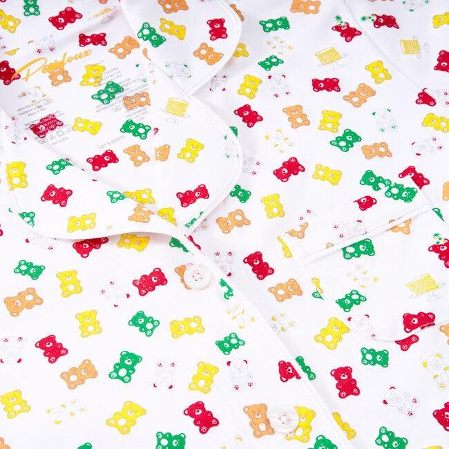 Women's Gummy Bear Party Pajamas, Multi