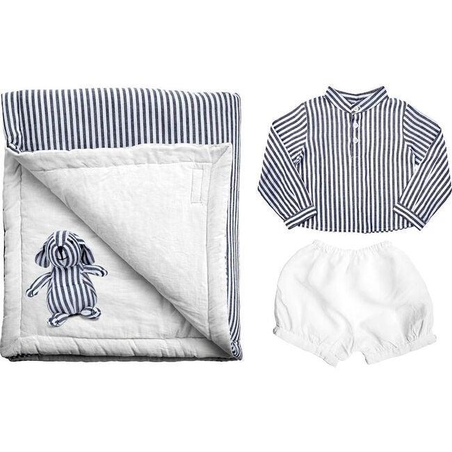 Newborn Essentials Harbor Island Stripe