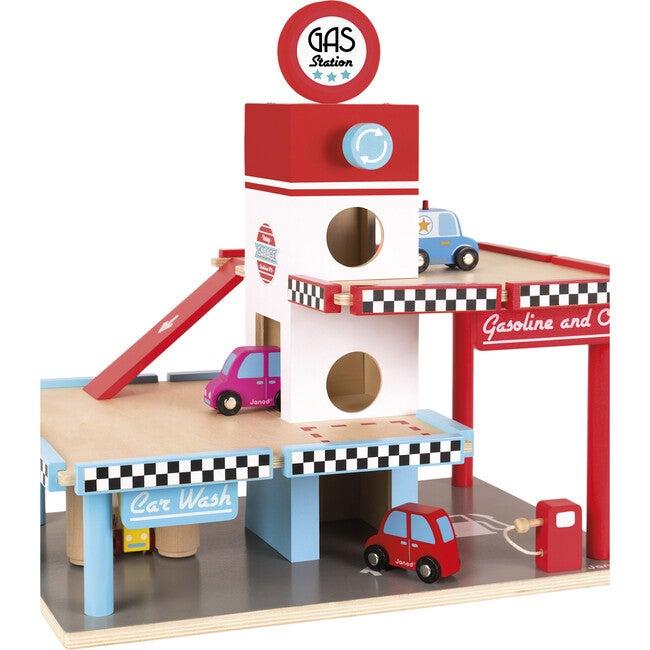 Service Station Garage - Transportation - 1