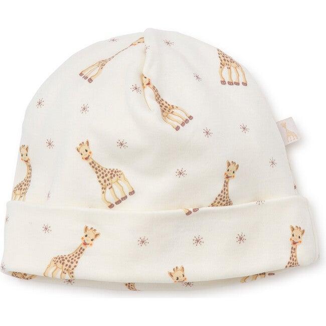 Sophie La Girafe Hat, Ecru - Hats - 1