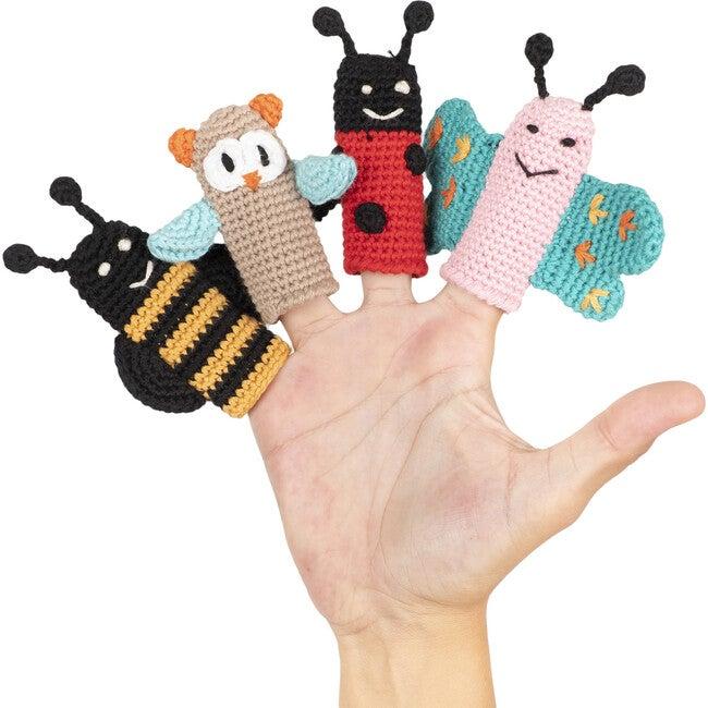 The Flutterers Finger Puppets