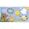 Hello World! Personalized Baby Book, Blue - Books - 2