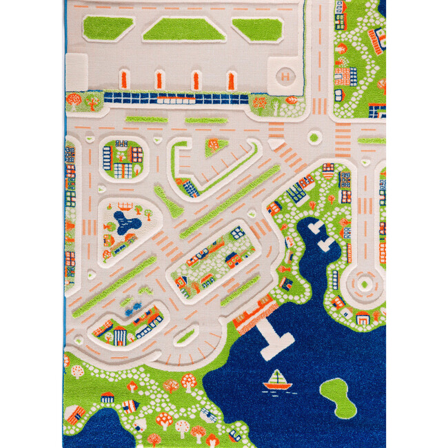 Mini City 3-D Activity Mat, Large