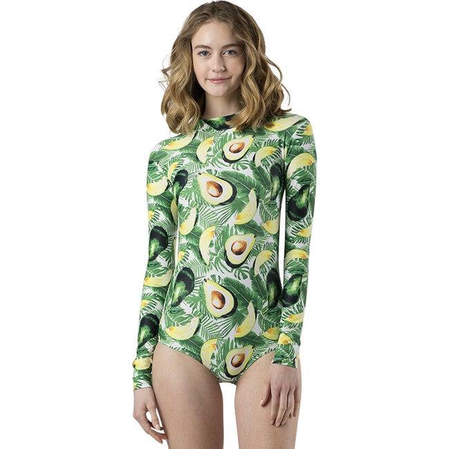 Kelly, Avocado - One Pieces - 1