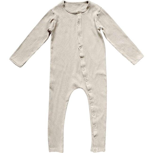 The Ribbed Pajama, Undyed