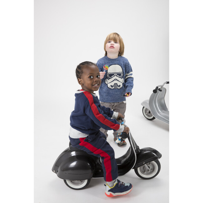 PRIMO Ride On Toy Special, Black