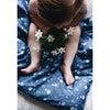 Into the Woodlands Baby Duvet Set, Blue - Duvet Sets - 3