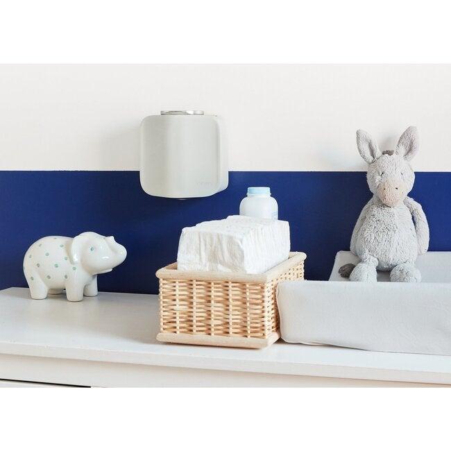 Shimmy Home Sanitizing Station, Soft Gray