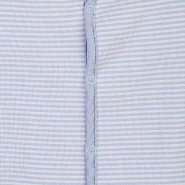 Striped Reversable Jacket, Blue