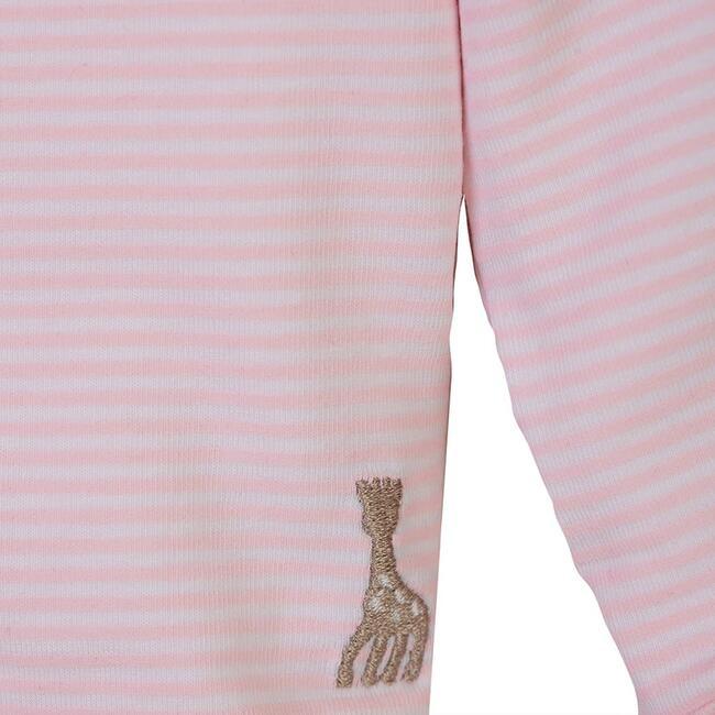 Striped Reversable Jacket, Pink