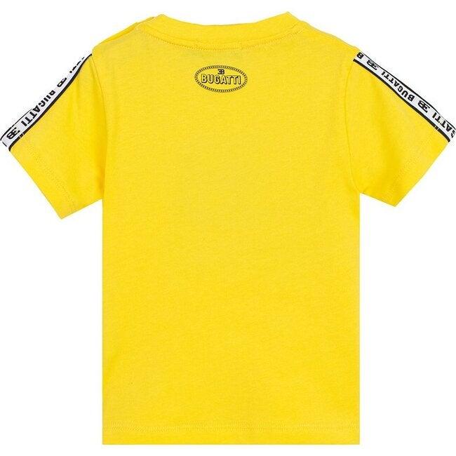 Ettore Bugatti Shorts, Yellow