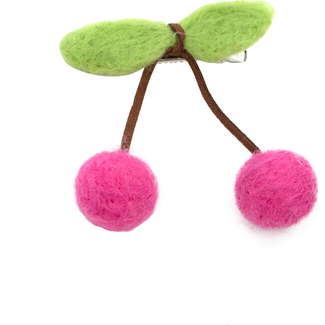 Sherry Hair Clip, Pink