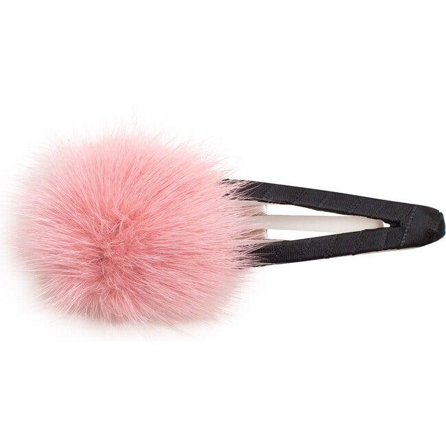 Lisbeth Hair Clip, Pink