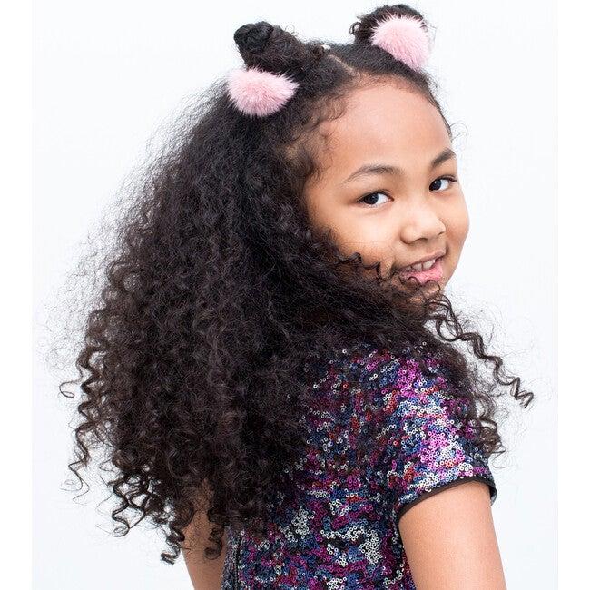 Jesslyn Hair Ties, Pink