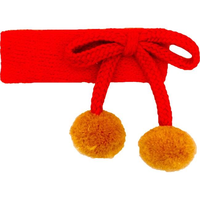 Estella Hair Clip, Orange and Yellow