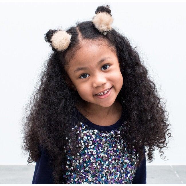 Jesslyn Hair Ties, Brown