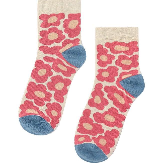 Flower Power Socks, Multi