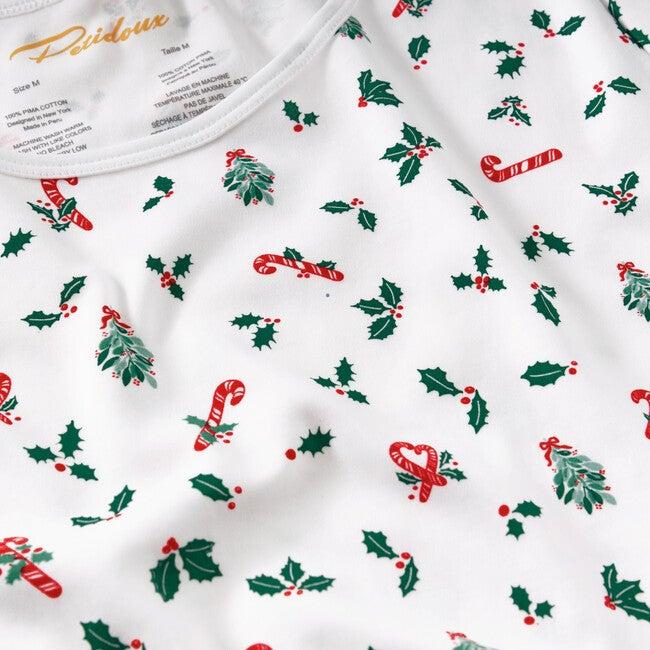 Jolly Hollies Women's Pajamas, Green