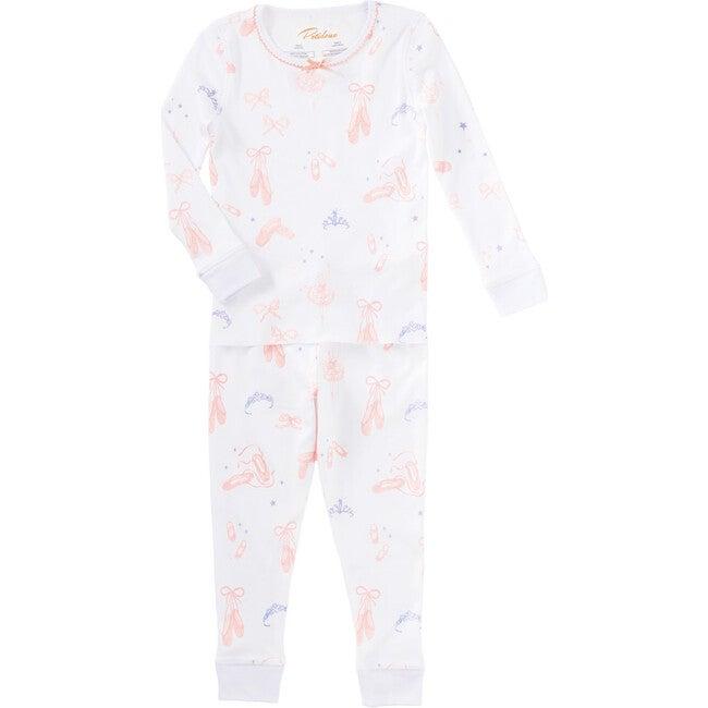 Ballet Dreams Pajama Set, Pink