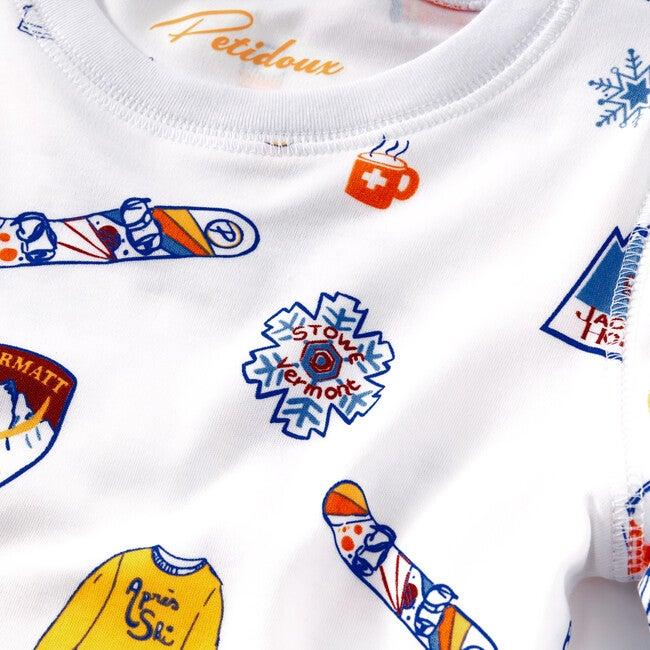 Apres Ski Pajama Set, Multi